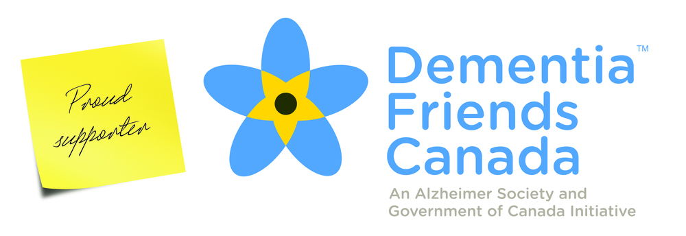 Carecorp, proud supporter of Dementia Friends Canada