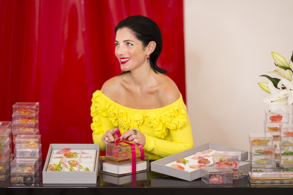 Maayan Zilberman - and Sweet Saba Candy
