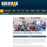 Goeiedag  30 april 2014