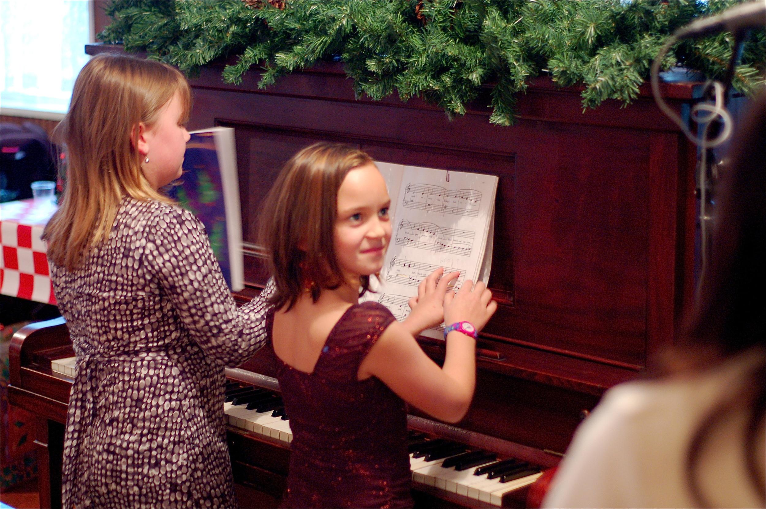 holiday recital