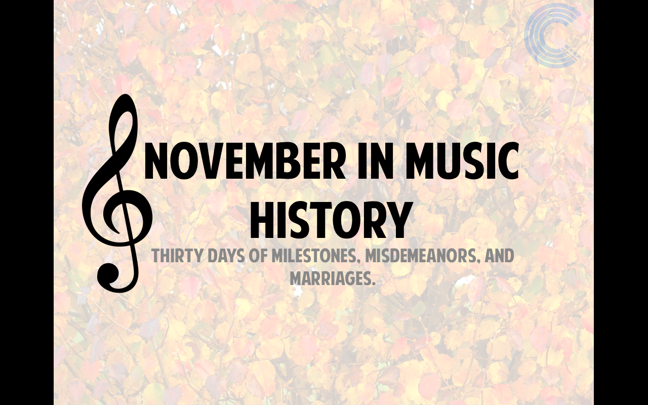 november music history