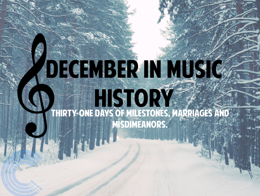 december music history