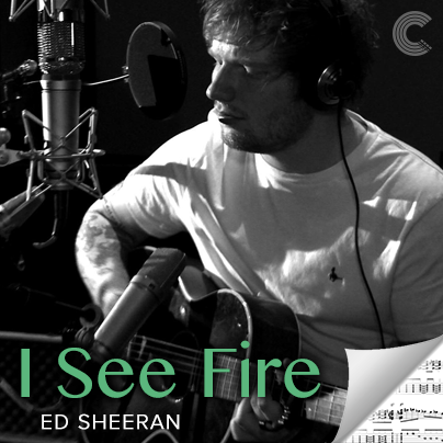 Ed Sheeran Sheet Music