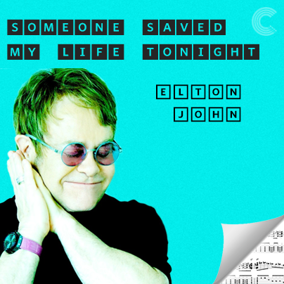 Elton John Sheet Music