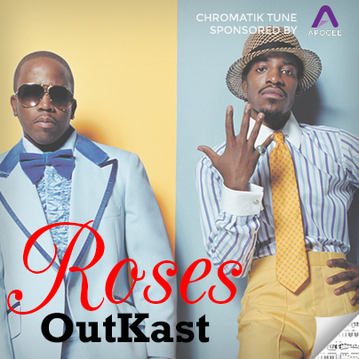 Outkast Sheet Music - Roses