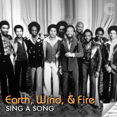 Earth, Wind & Fire Sheet Music - Sing a Song