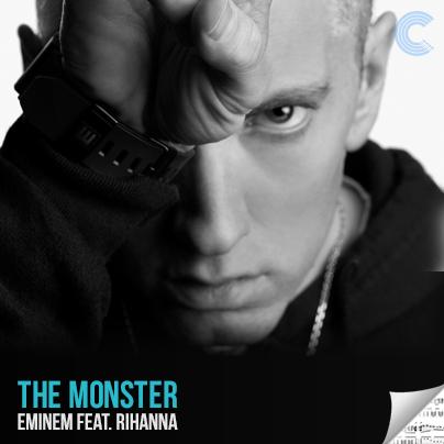 Eminem Sheet Music - The Monster ft. Rihanna
