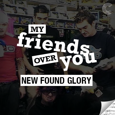 New Found Glory Sheet Music - My Friends Over You