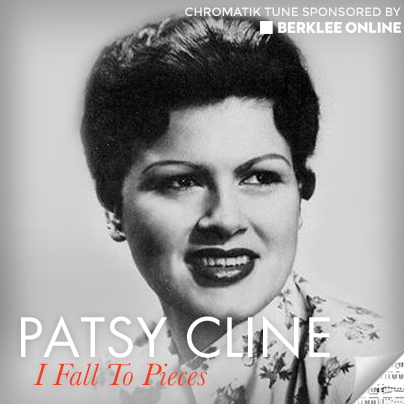Patsy Cline Sheet Music - I Fall to Pieces