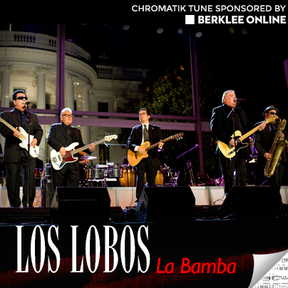 Los Lobos Sheet Music - La Bamba