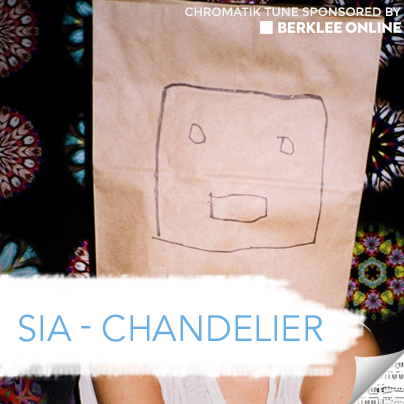 Sia Sheet Music - Chandelier