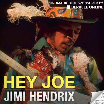 Jimi Hendrix Sheet Music - Hey Joe