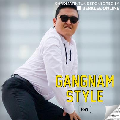Psy Sheet Music - Gangnam Style