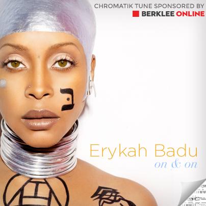 Erykah Badu Sheet Music - On & On