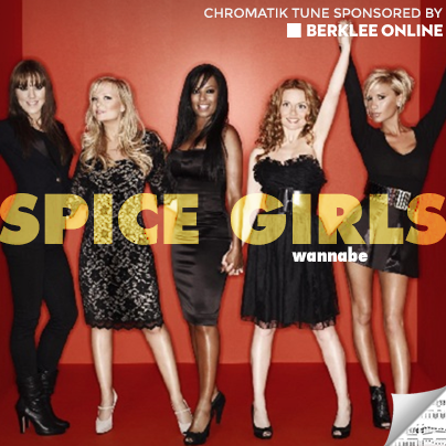 Spice Girls Sheet Music - Wannabe