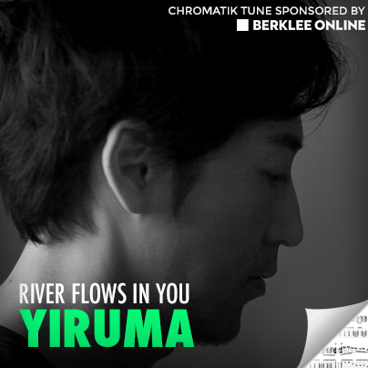 Yiruma Sheet Music - River Flows in You