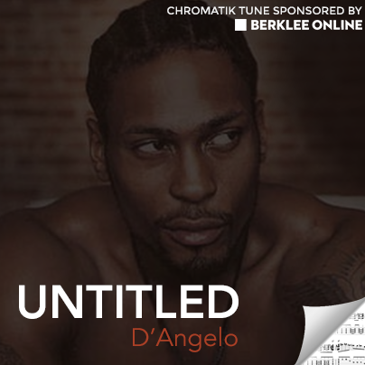 D'Angelo Sheet Music - Untitled