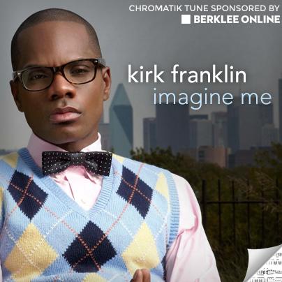 Kirk Franklin Sheet Music - Imagine Me