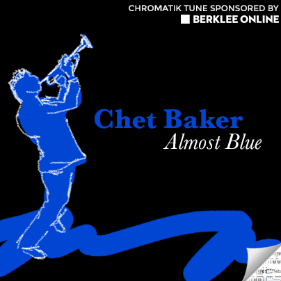 Chet Baker Sheet Music - Almost Blue