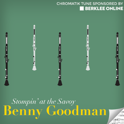Benny Goodman Sheet Music - Stomin' at the Savoy