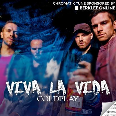 Coldplay Sheet Music - Viva La Vida