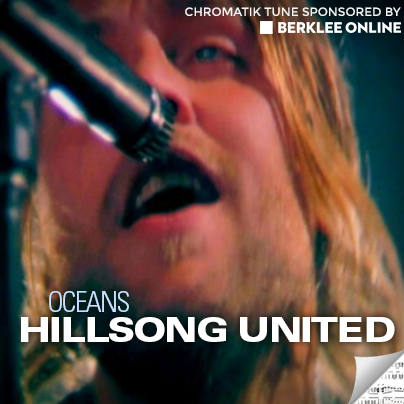 Hillsong United Sheet Music - Oceans