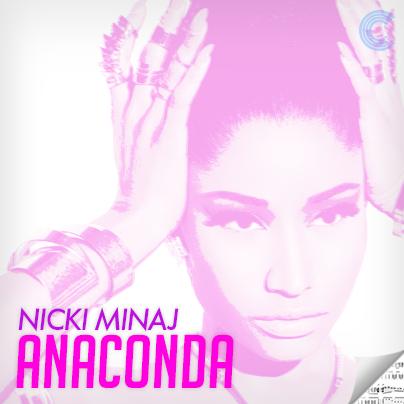 Nicki Minaj Sheet Music - Anaconda