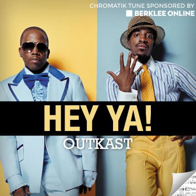 Outkast Sheet Music - Hey Ya!