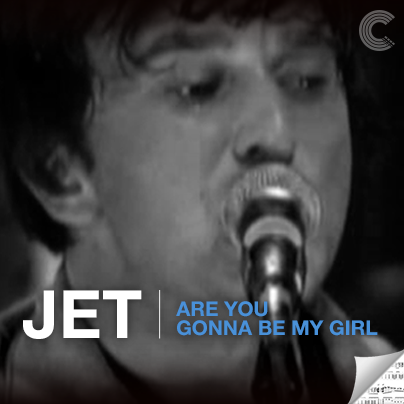 JET Sheet Music - Are You Gonna Be My Girl