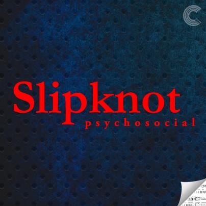 Slipknot Sheet Music - Psychosocial
