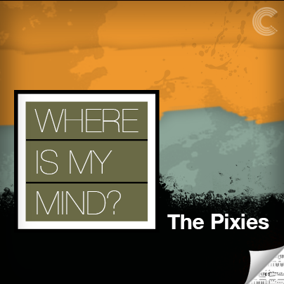 Pixies Sheet Music - Where is My Mind