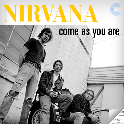 Nirvana Sheet Music - Come as You Are