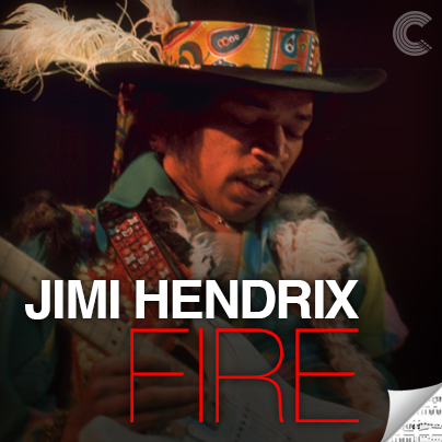 Jimi Hendrix Sheet Music - Fire