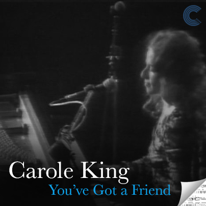 Carole King Sheet Music - You've Got a Friend