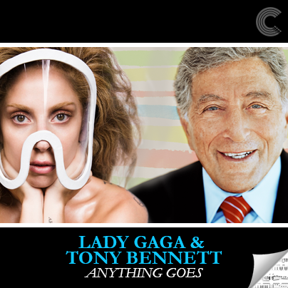 Lady Gaga & Tony Bennett Sheet Music - Anything Goes