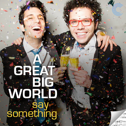 A Great Big World Sheet Music - Say Something
