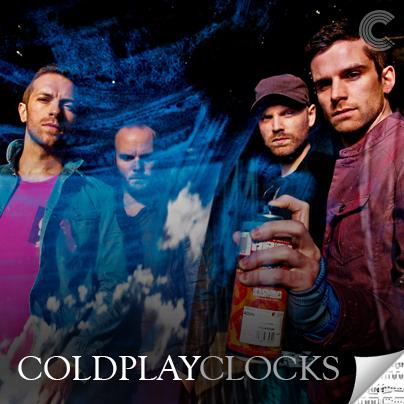 Coldplay Sheet Music - Clocks