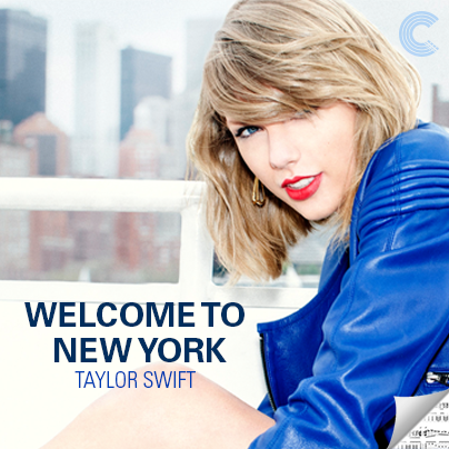 Taylor Swift Sheet Music - Welcome to New York