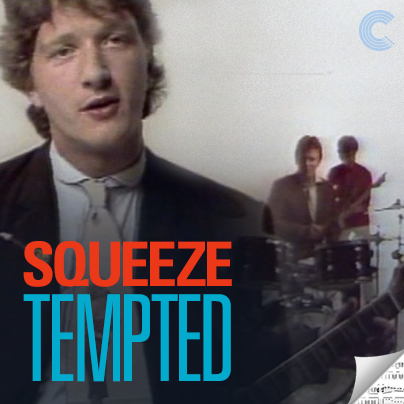 Squeeze Sheet Music - Tempted