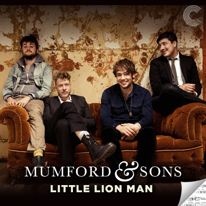 Mumford & Sons Sheet Music - Little Lion Man
