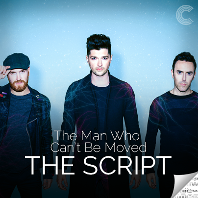 The Script Sheet Music - The Man Who Can't Be Moved
