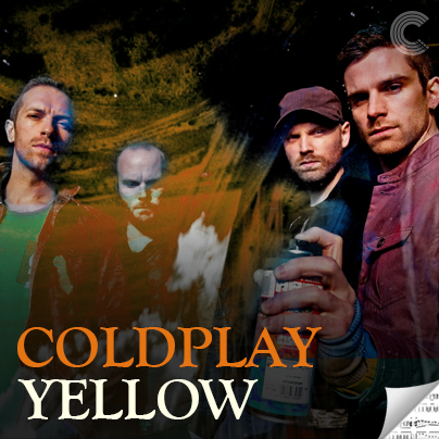 Coldplay Sheet Music - Yellow