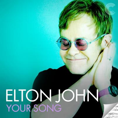 Elton John Sheet Music - Your Song