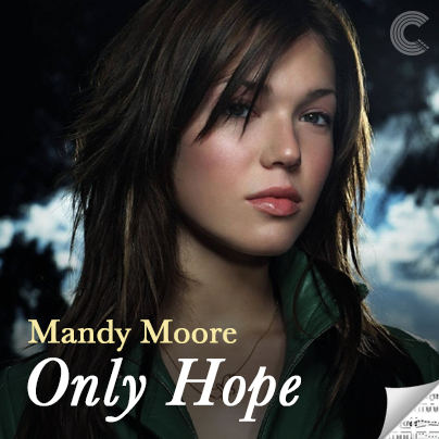 Mandy Moore Sheet Music - Only Hope