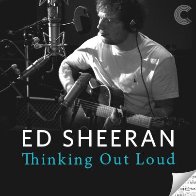 Ed Sheeran Sheet Music - Thinking Out Loud