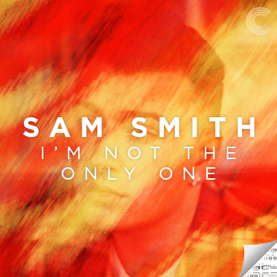 Sam Smith Sheet Music - I'm Not the Only One