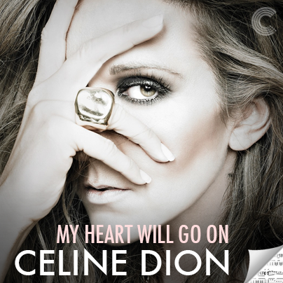 Celine Dion Sheet Music - My Heart Will Go On