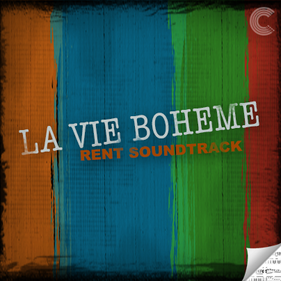 Rent Soundtrack Sheet Music - La Vie Boheme