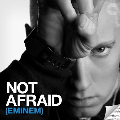 Eminem Sheet Music - Not Afraid