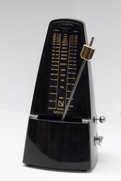 The Metronome is your best friend